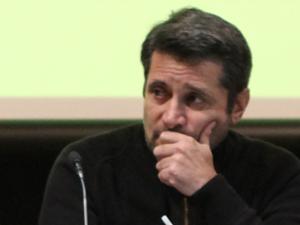 Víctor Santa María, titular del SUTERH y del Partido Justicialista porteño.