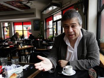 Sergio Abrevaya con Pequeñas Noticias.