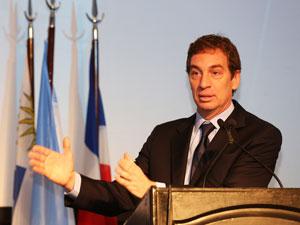 Diego Santilli: deducir del Impuesto a las Ganancias el alquiler y las expensas mensuales.