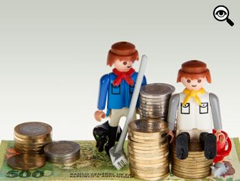 De confirmarse estos rumores el incremento interanual para los trabajadores del sector rondará entre un 43,75 y un 46,25%.